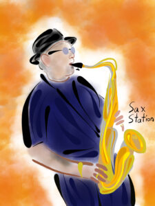 Donny Sax Station