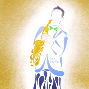 Ilya_saxophone_drawing